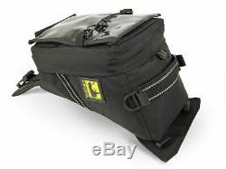 Wolfman Harley Honda Yamaha Suzuki KLR Motorcycle Gas Fuel Tank Luggage Bag