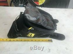 Wolfman Motorcycle Tank Bag Dual Sport Enduro