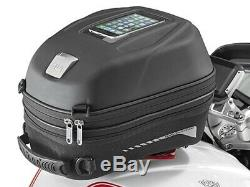 Yamaha TDM 900 Yr 01 to 09 Motorcycle Tank Bag Set Givi ST603 15L New