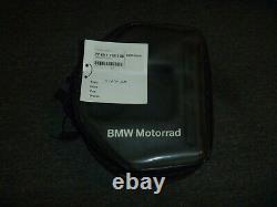 2009-2014 Bmw S1000rr Motorcycle Waterproof Tank Bag 77497726106 Oem Nouveau