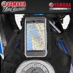 2015 2016 Yamaha Yzf R3 Yzfr3 Sacoche De Réservoir D'essence Pour Moto Noir 1wd-f41e0-v0-00