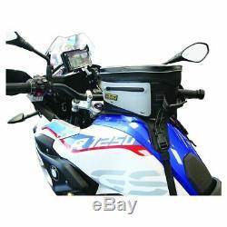 2020 Nelson Rigg Se 3070-ouragan Aventure Étanche Sac De Moto De Réservoir