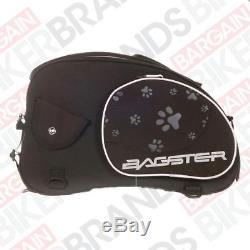 Bagster 2018 Modèle Puppy Moto Sacoche De Réservoir Chat Chien Transporteur Avec Bandoulière