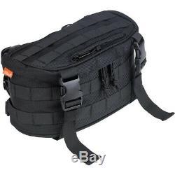 Biltwell 3001-01 Exfil-7 Noir / Orange Bagages Cooler Sac Pour Voyage Moto