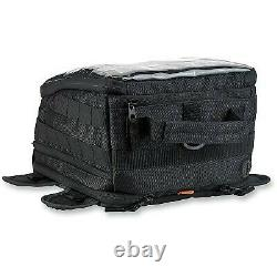 Biltwell Exfil-11 Tank Bag Magnétique 7 W X 11 L X 6 H Utilisation Universelle De Moto