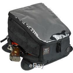 Biltwell Inc Exfil-11 Sacoche De Réservoir De Moto Magnétique (noir) 11 X 9 X 4 Harley