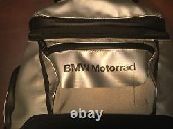 Bmw 1150 1100 R1150gs Gs Rt Motorcycle Soft Tail Bag Luggage With Backrest