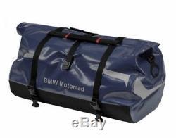 Bmw Genuine Motorrad Duffel Imperméable Moto Sac De 50 Litres
