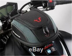 Bmw R1200 Gs Adventure Année 08 Quick-lock Evo Micro 5 L Sacoche De Réservoir Moto