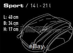 Bmw S1000 Rr À Partir De L'année 10 Quick-lock Evo Sport 21l Sacoche De Réservoir Moto