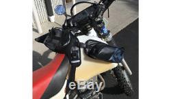 Boucle Géante Zigzag Buckin Roll Tank Bag Sacoche De Selle De Neige Moto Pwc