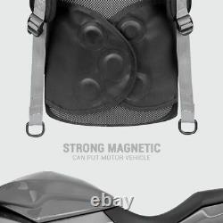 Casque De Moto Sac À Dos Voyage Réservoir Étanche Moto Racing Sac Bagages