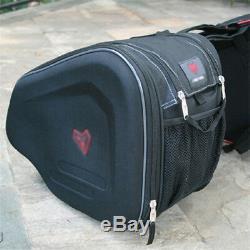 Casque Réservoir Sacs Moto Sacoches Bagages Sacs De Selle Withrain Cover 36-58l