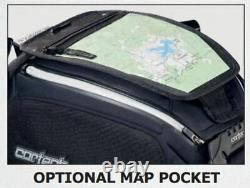 Cortech Dryver Waterproof Motorcycle Gas Tank Bag Petit/3.8l