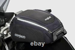 Cortech Medium Dryver Waterproof Gas Cap Mounted Tank Bag Motorcycle Luggage