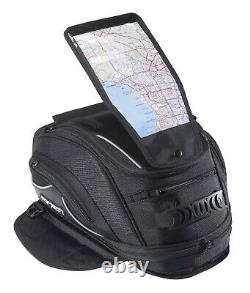 Cortech Super 2.0 18 Litres Magnetic Mount Motorcycle Tank Bag Luggage Sport 18l