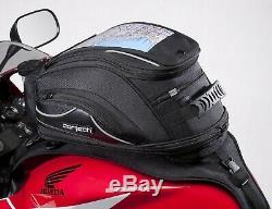 Cortech Super 2.0 18 Litres Sangle De Sac De Moto Réservoir Mont Bagages Sport 18l