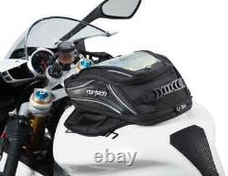 Cortech Super 2.0 Faible Profil Strap Mount Street Riding Sac De Réservoir De Moto