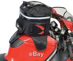 Dowco Fastrax Backroads Motorcycle Grand Sac De Réservoir 14x11.25x10.5 50143-00 10-2199