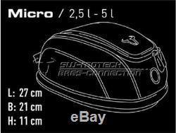 Ducati 959 Panigale De La 16e Année Quick-lock Micro Sacoche De Réservoir Moto Sw-m Nouveau