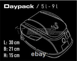 Ducati Superbike 1098 Bj 07-09 Quick-lock Evo Daypack Motorrad Tankrucksackset
