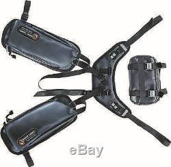 Géant Boucle Buckin Rouleau Moto Réservoir Pack Bag Off Road Dual Sport Aventure