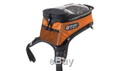 Giant Loop Diablo Sacoche De Réservoir Pro Orange Moto Off Road Dual Sport Aventure