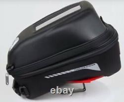 Givi Dual Sport Adventure Motorcycle Tank Bag Tanklock 15 Litres St603