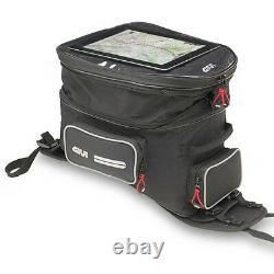 Givi Ea110 Tank Bag 25lt Base Spécification Moto Enduro Bmw F800 Gs 2008