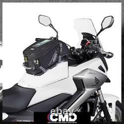 Givi Ea116 10 Litres Honda Nc750x'16-'20 Sac De Réservoir De Moto Noir