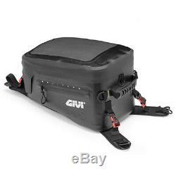 Givi Grt705 Sacoche De Réservoir Étanche Pour Moto Dry Adventure 20l Gravel-t