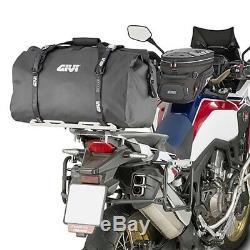 Givi MX 60l Sac Étanche Noir Off Road Moto Tail / Rouleau