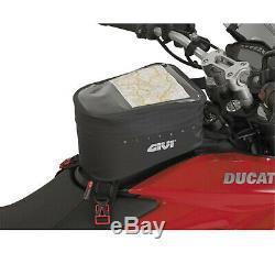 Givi Motorcycle Atv Dirt Bike - Sacoche De Réservoir Imperméable Avec Pochette Pour Cellule De Carte