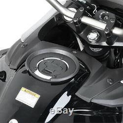 Givi Mt505 5 Litres Moto Moto Réservoir Sac & Bf01 Réservoir Anneau Noir-bride