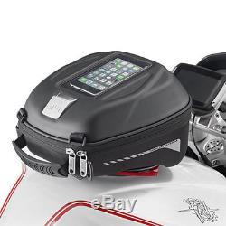 Givi Noir 4l Sacoche De Réservoir Moto St602 Tanklock Sports-t Gamme