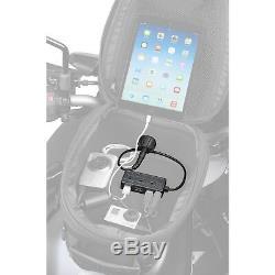 Givi S111 Kit Power Hub Usb Pour Sacoche De Réservoir Alimentation Électrique Ghostbikes Moto