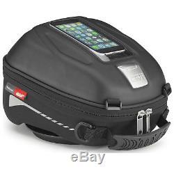 Givi St602 Sport-t Tanklock Sacoche De Réservoir 4l Moto Vélo Luggage Rain Cover Noir
