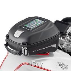 Givi St602 Tanklock Sac De Réservoir Touring 4ltr Sports De Moto Noir