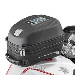 Givi St603 Sacoche De Réservoir De Moto Tanklock Ring 15 Litres, Noir