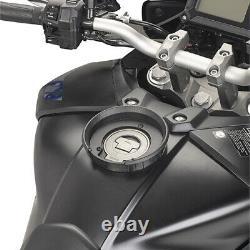 Givi St603b 15 Litres Sac De Réservoir De Moto - Bf23 Anneau De Réservoir Flange Noir