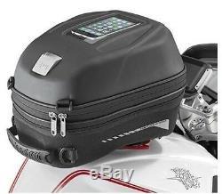 Givi St603b Tanklock Sac Moto Réservoir Avec Le Téléphone Holder 15 Litres. Libération Rapide