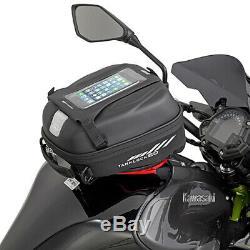 Givi St605 5 Litres Moto Moto Tanklocked Sacoche De Réservoir Noir