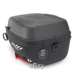 Givi St605 Tanklock Sac De Réservoir Moto 5l Verrouillable Avec Support De Téléphone Étanche