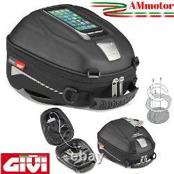 Givi Tanklock Sac De Réservoir De Carburant 4 Litres Ducati Multistrada 950 Spécifique Moto