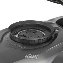 Givi Xs307 15 Litres Moto De Moto Réservoir Sac & Bf18 Bride Anneau Noir