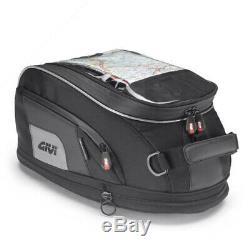 Givi Xs307 15 Litres Moto Sacoche De Réservoir Noir