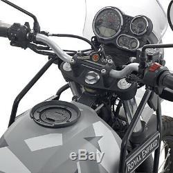 Givi Xs307 15 Litres Réservoir De Moto Sac Et Bf39 Réservoir Bride Anneau Noir