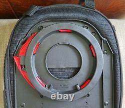 Givi Xstream Motorcycle Atv Tank Bag Extendable Lock Bag 15lt Withextras