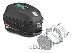 Honda Cbr1100xx Blackbird Yr 99 Bis 07 Sacoche De Réservoir Moto Givi St603 15 L