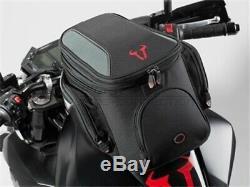 Honda Crf1000l Africa Twin À Partir De 15 Ans Pour Sac De Réservoir Moto Quicklock Evo